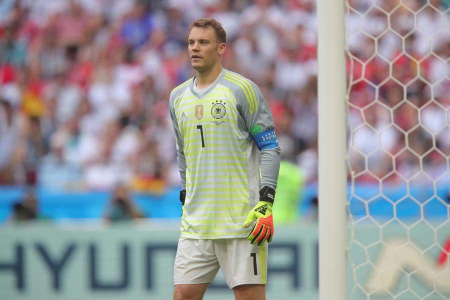 ドイツ代表GKマヌエル・ノイアー【写真:Getty Images】