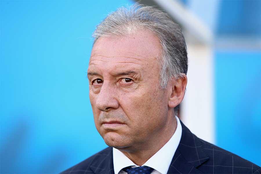 現在UAE代表を率いているザッケローニ氏だが...【写真:Getty Images】