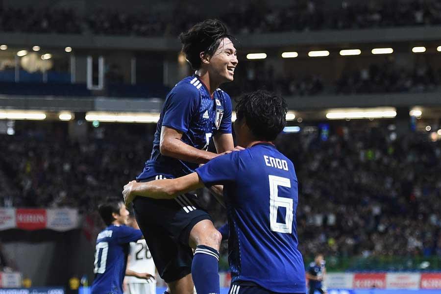 コスタリカに快勝した日本を韓国メディアも称賛している【写真:Getty Images】