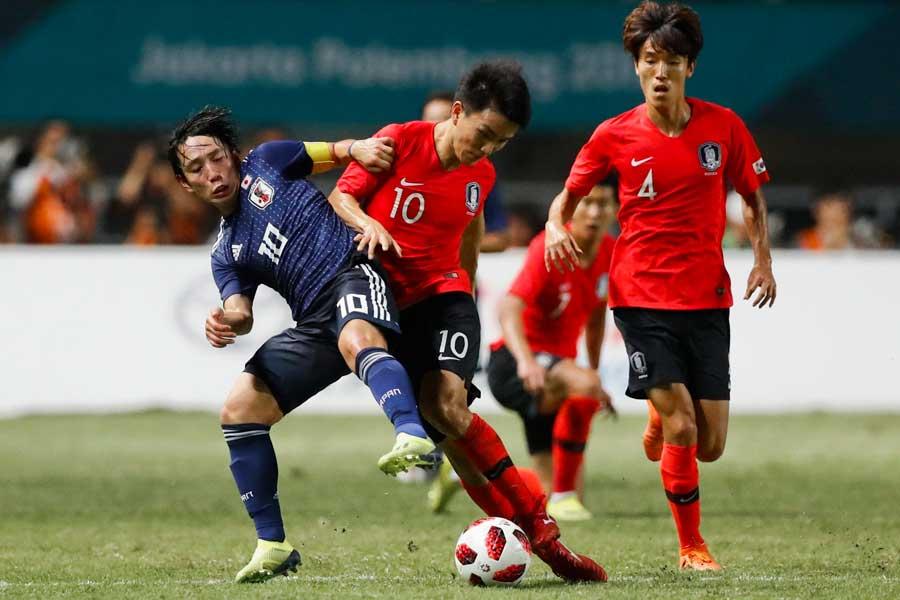 韓国を追いつめたU-21日本代表を英国人記者が称賛【写真:AP】