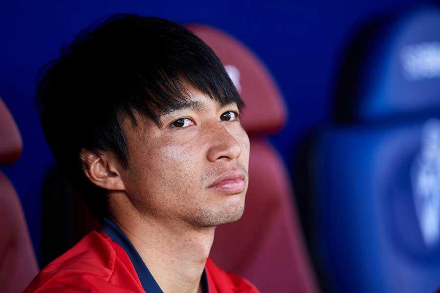 柴崎岳は今季、リーグ開幕3戦で1試合の出場にとどまっている【写真:Getty Images】