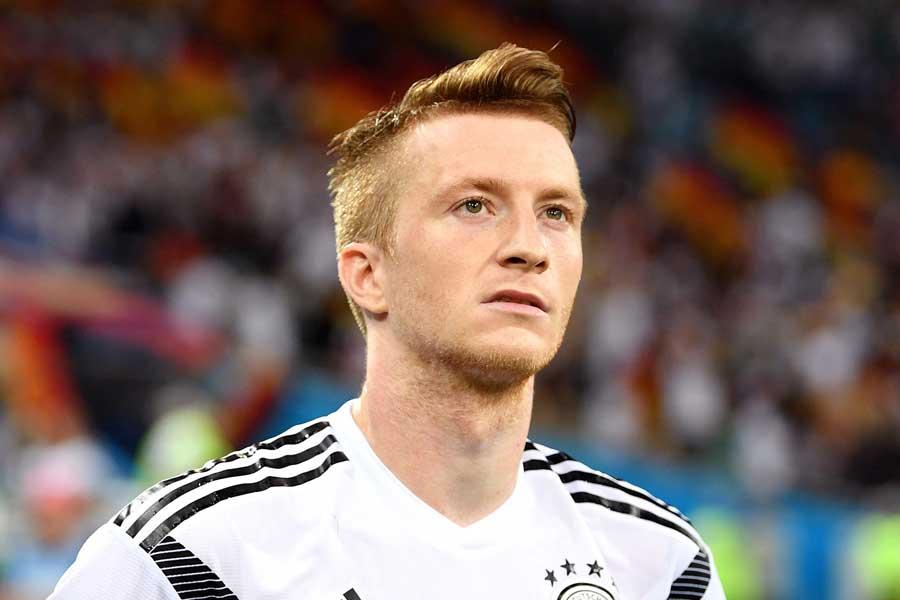 ドイツ代表のFWマルコ・ロイス【写真:Getty Images】