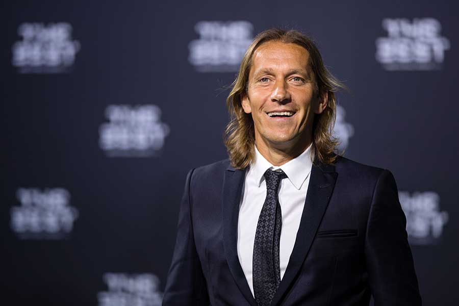元スペイン代表DFミチェル・サルガド氏【写真:Getty Images】