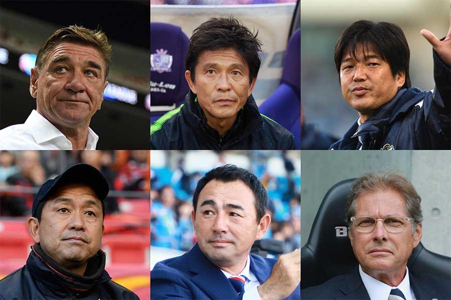 日本代表戦にJリーグ監督を招聘!【写真:Getty Images & Football ZONE web】