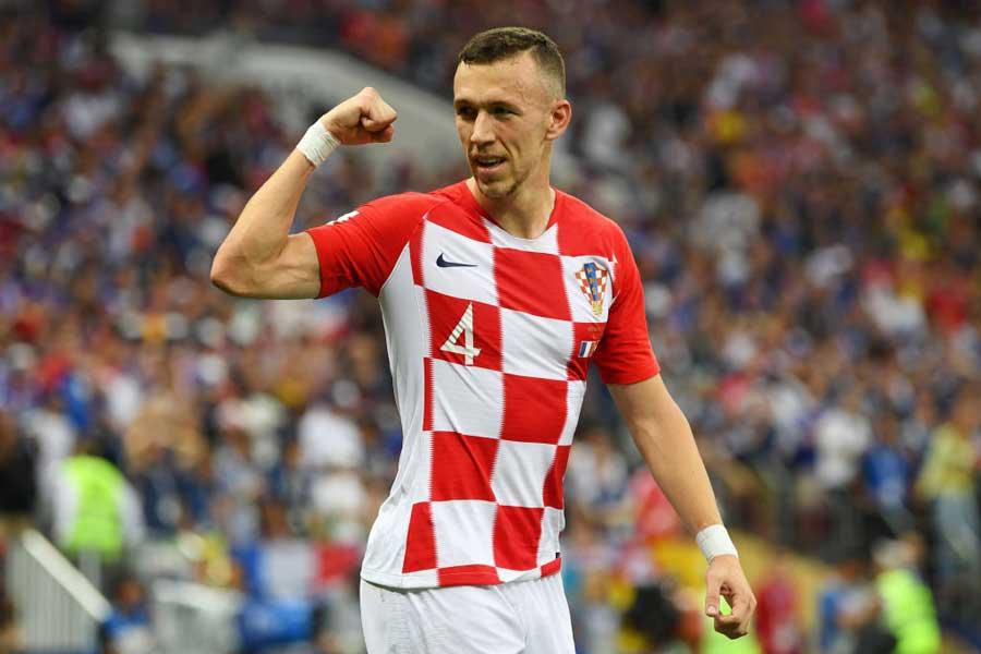 """クロアチア代表MFイバン・ペリシッチが7つの分野でエキスパートを指名する""""最強の7人""""を選出した【写真:Getty Images】"""