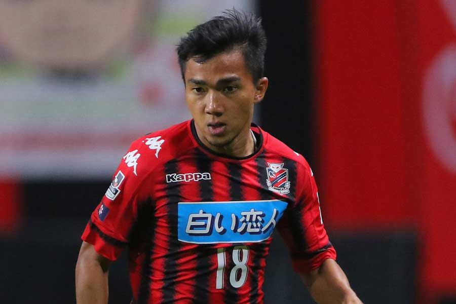 札幌のチャナティップをはじめ、Jリーグで活躍するタイ人選手【写真:Getty Images】