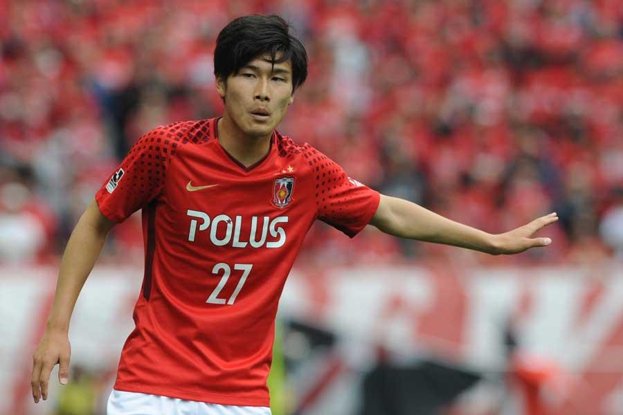 橋岡のプロ初ゴールで先制も仙台に勝ち切れず【写真:Getty Images】