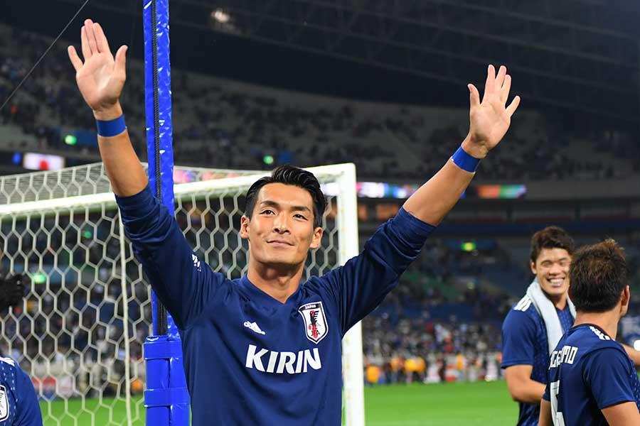 日本代表DF槙野智章【写真:Getty Images】