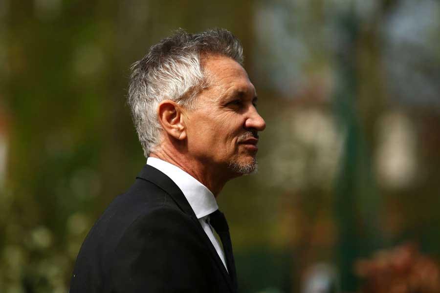 クラブOBであるリネカー氏が悲痛な胸の内を明かした【写真:Getty Images】
