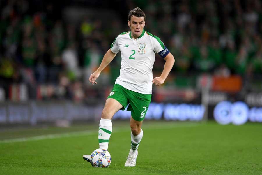 アイルランド代表DFシェイマス・コールマン【写真:Getty Images】