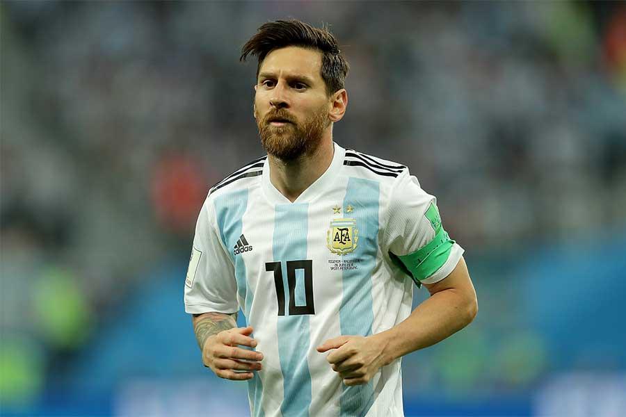 メッシは来夏の南米選手権でアルゼンチン代表に復帰?【写真:Getty Images】