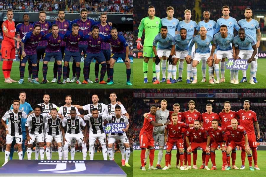 果たして3年後に「ヨーロッパ・スーパーリーグ」が幕を開けるのか【写真:Getty Images】