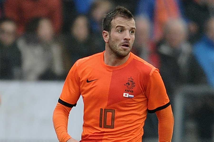 元オランダ代表MFファン・デル・ファールト【写真:Getty Images】