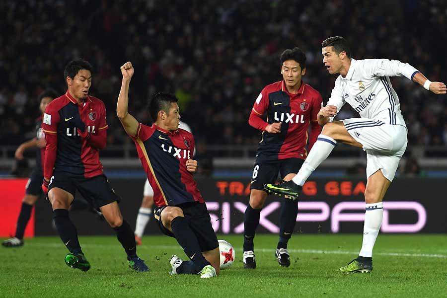 クラブワールドカップ準々決勝で勝利すれば、レアル・マドリードと2年ぶりの再戦となる【写真:Getty Images】