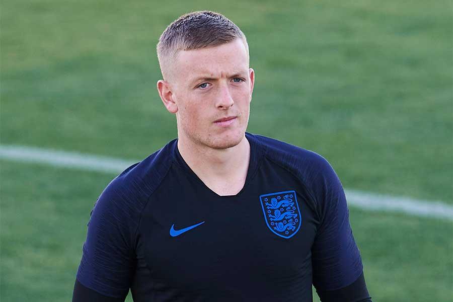 イングランド代表GKピックフォード【写真:Getty Images】