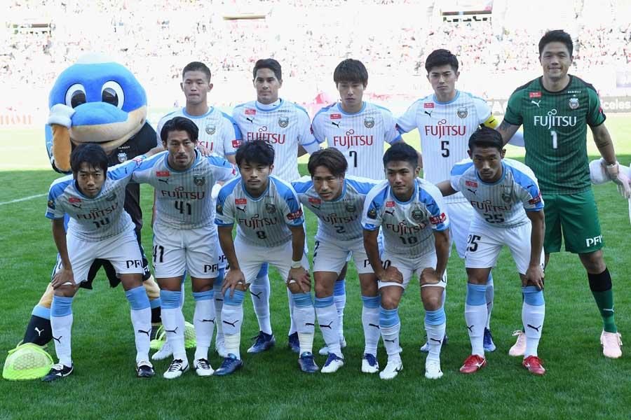 Jリーグ王者の川崎は、グループHに入った【写真:Getty Images】