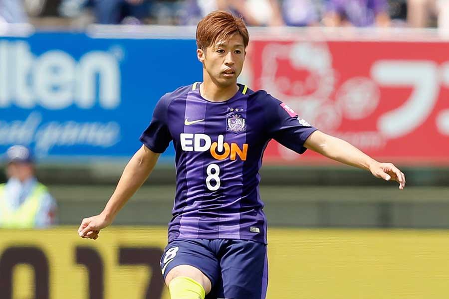 今季限りでの現役引退を表明しているMF森﨑和幸【写真:Getty Images】