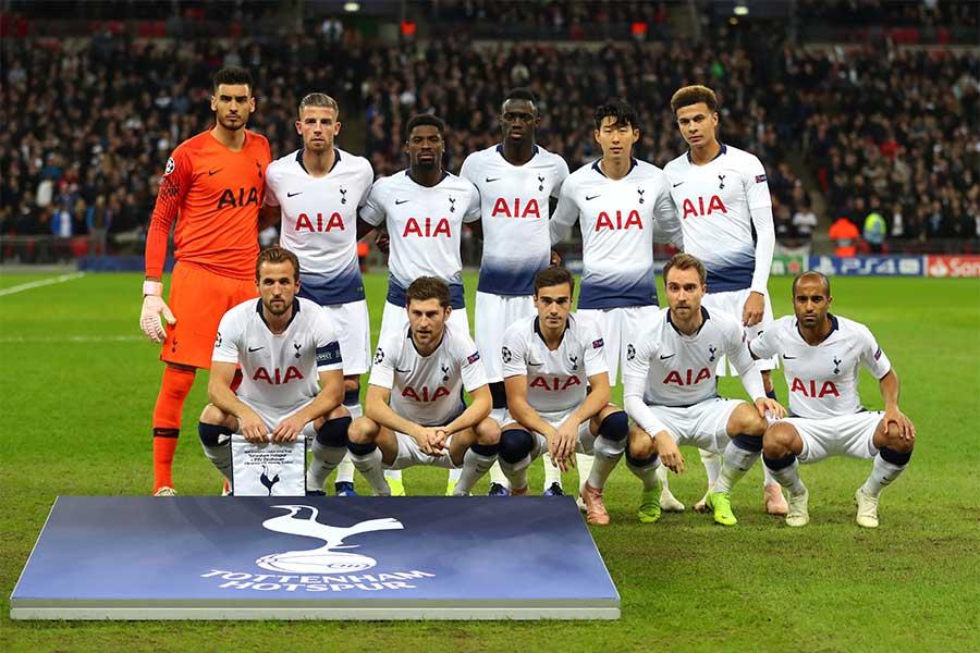 サベージ氏はロンドンで最高のチームはトットナムだと主張した【写真:Getty Images】