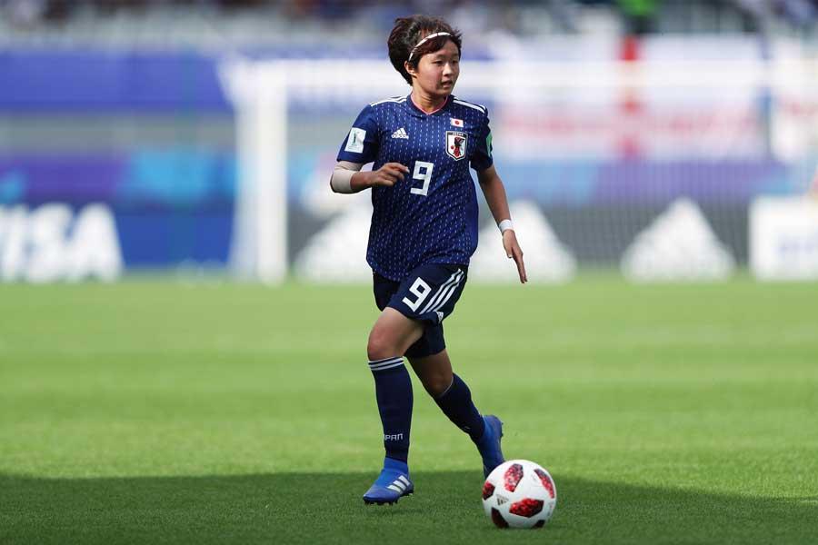 なでしこジャパンの新星候補として期待が寄せられている18歳FW宮澤ひなた【写真:Getty Images】