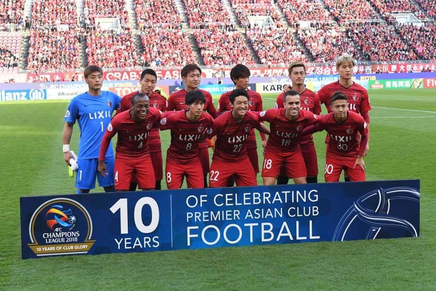 鹿島がペルセポリスに2-0で先勝、スタメン11人のパフォーマンスを英国人記者が評価【写真:Getty Images】