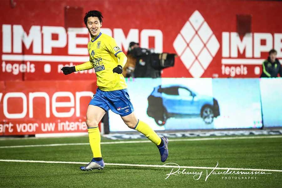 今季9ゴール目をマークした鎌田【写真:©STVV】