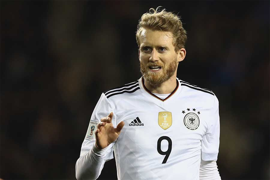 ドイツ代表FWシュールレ【写真:Getty Images】