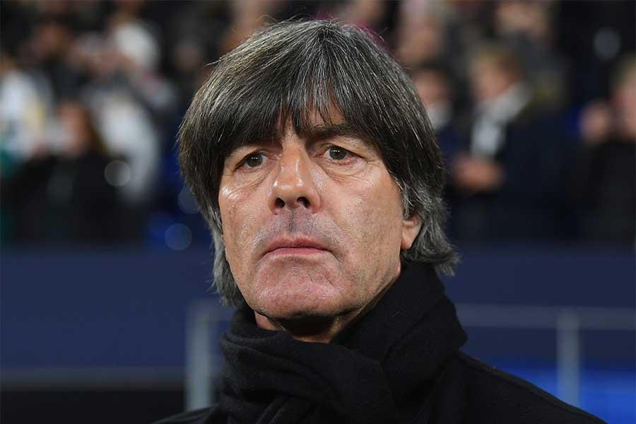 ドイツ代表のレーブ監督【写真:Getty Images】