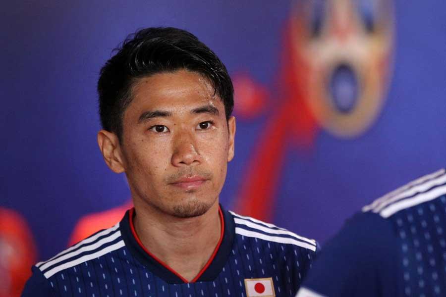 アジアカップも招集が見送られたMF香川真司【写真:Getty Images】