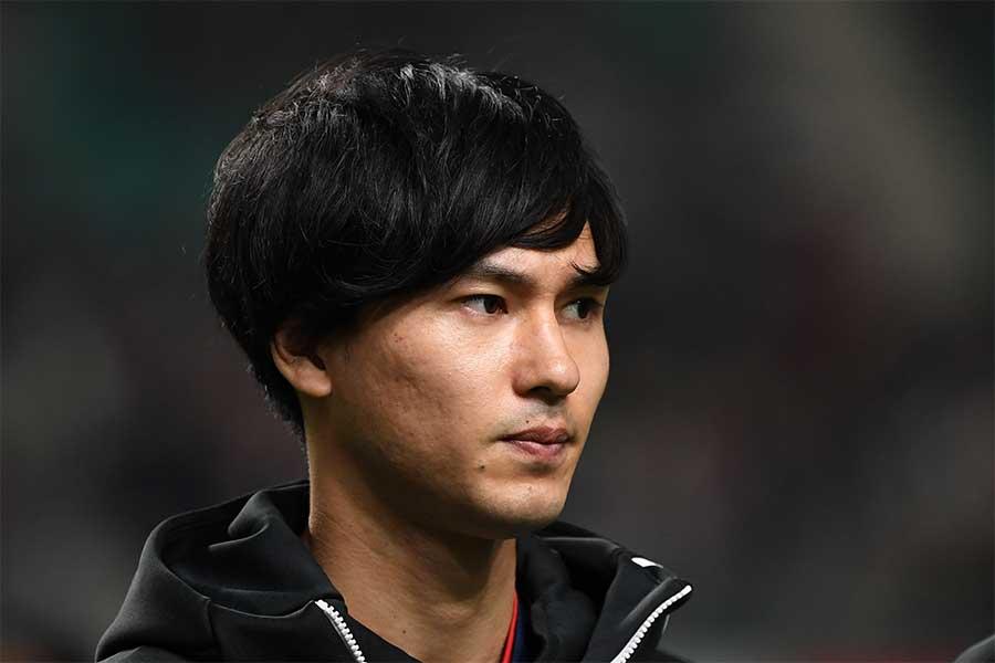 日本代表MF南野拓実【写真:Getty Images】