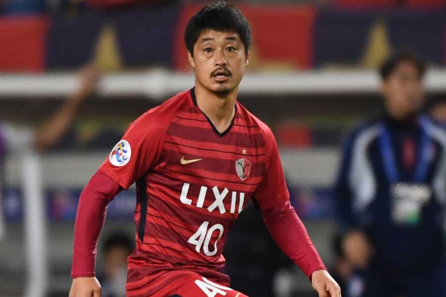 J1鹿島アントラーズは27日、元日本代表MF小笠原満男が今季限りで現役から引退すると発表した【写真:Getty Images】