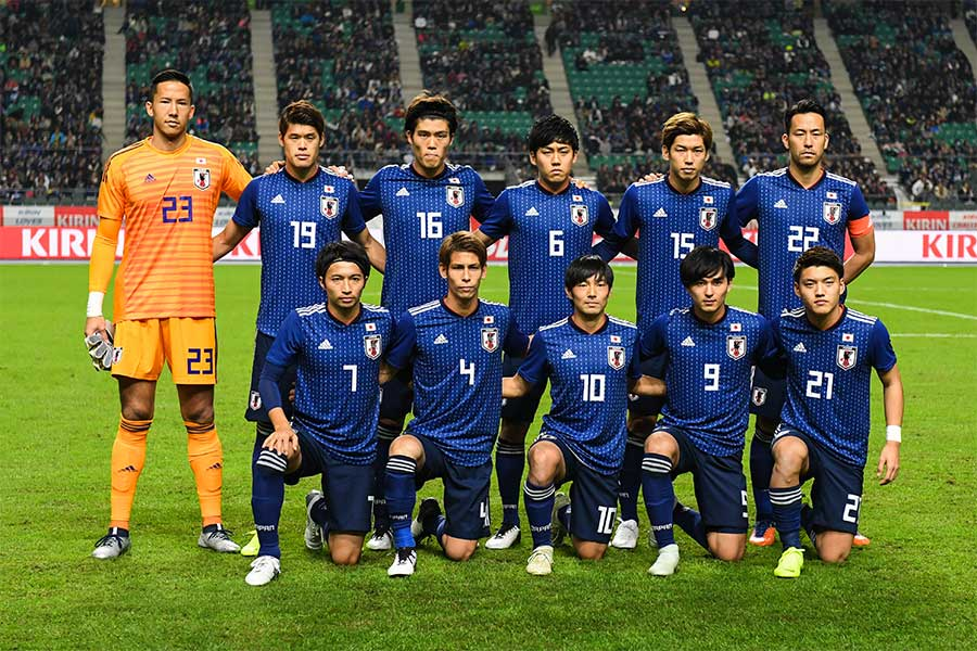 前回大会覇者オーストラリアのメディアは日本を「最大のライバル」の一つとして捉えているようだ【写真:Getty Images】