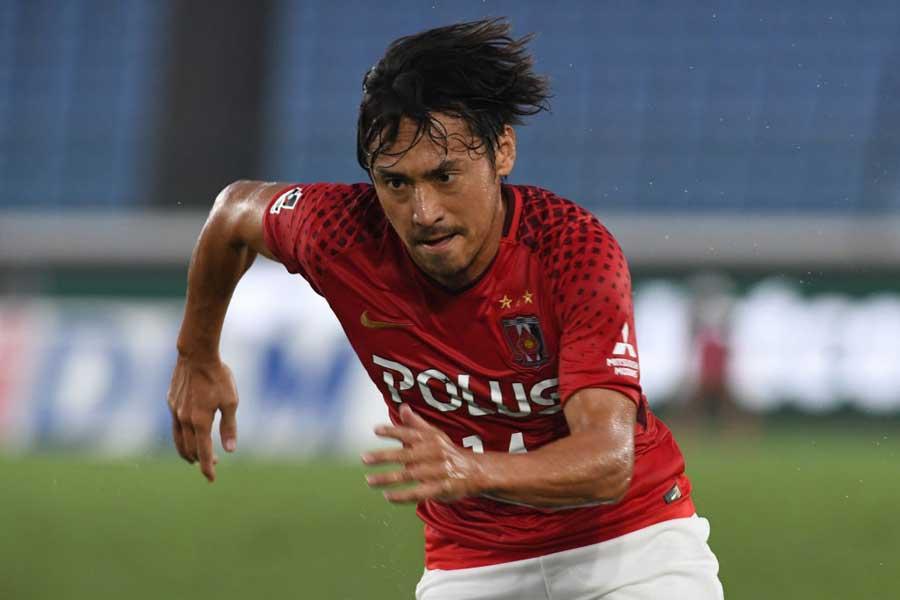昨季まで浦和レッズでプレーした平川忠亮氏が、今季から浦和でユースチームのコーチに就任することが発表された【写真:Getty Images】