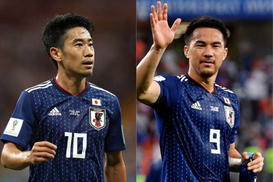 香川&岡崎のアジア杯不在に海外紙も驚きを隠せないようだ【写真:Getty Images】