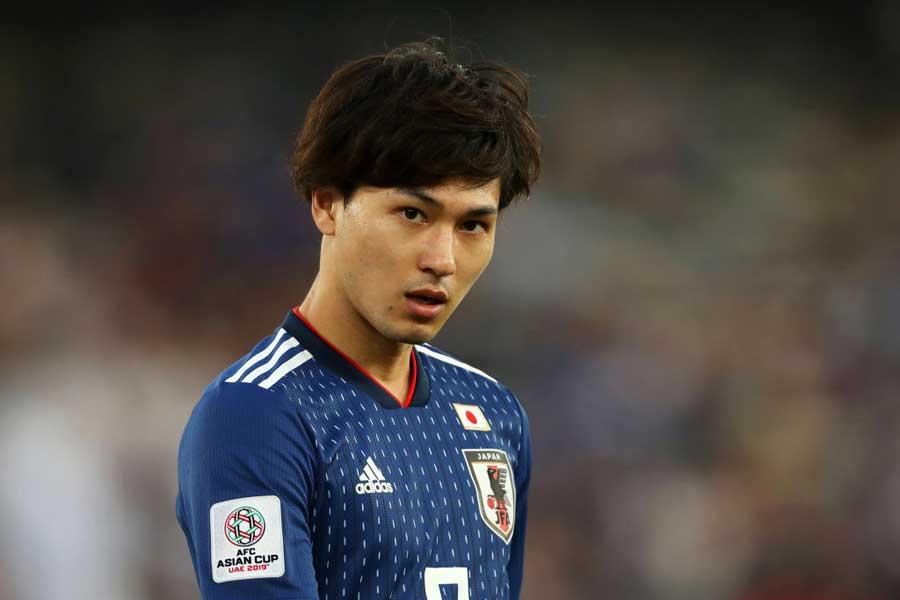 日本代表MF南野【写真:Getty Images】