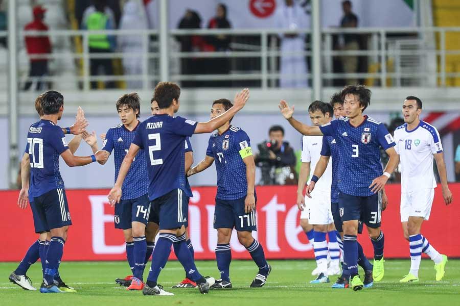 日本代表がグループリーグ3試合で苦戦した要因とは?【写真:ⒸAFC】