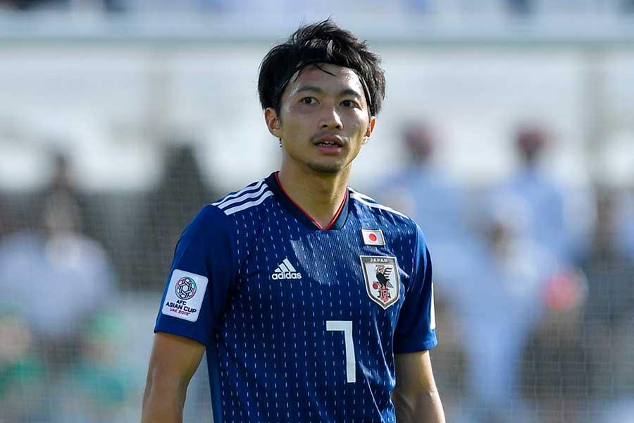 日本代表MF柴崎岳【写真:Getty Images】