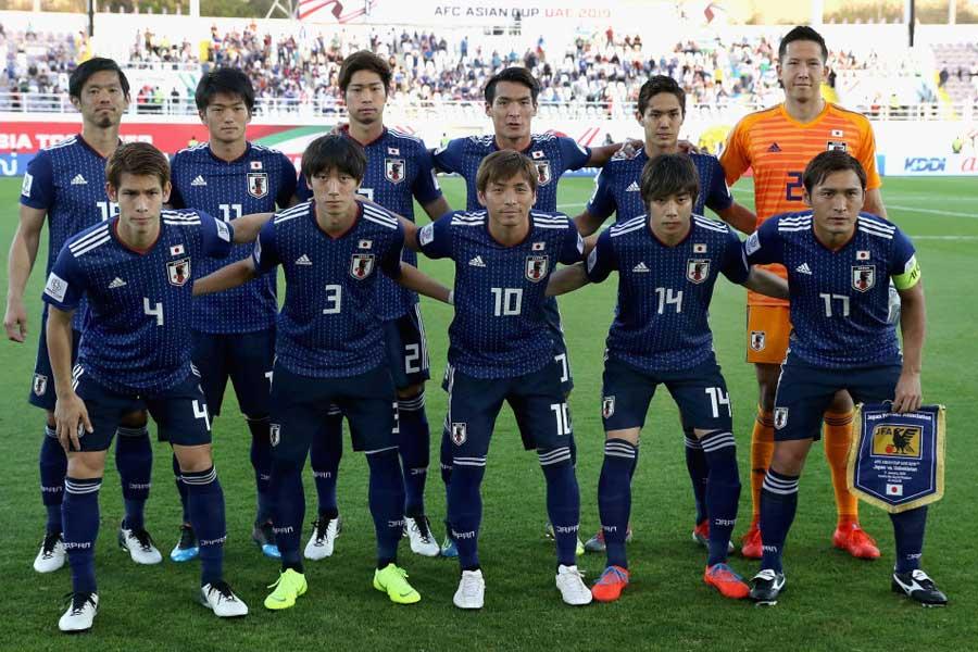 英紙が、強豪同士の対戦のキープレーヤーとして日本代表からFW武藤嘉紀の名前を挙げている【写真:Getty Images】
