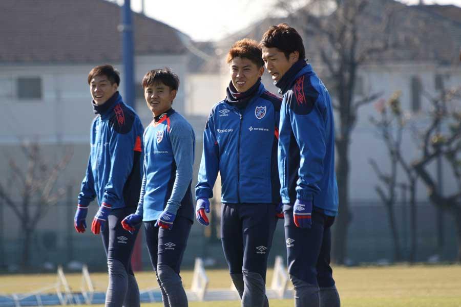 FC東京は、アウェー8連戦という厳しい日程が組まれた【写真:Football ZONE web】