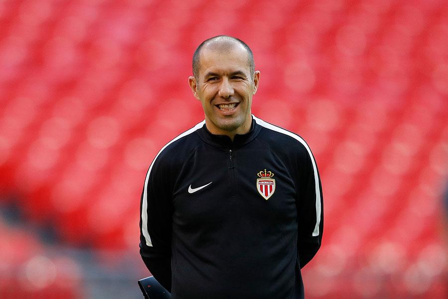 モナコは、昨年10月まで指揮を執っていたジャルディム氏と再契約を結んだ【写真:AP】