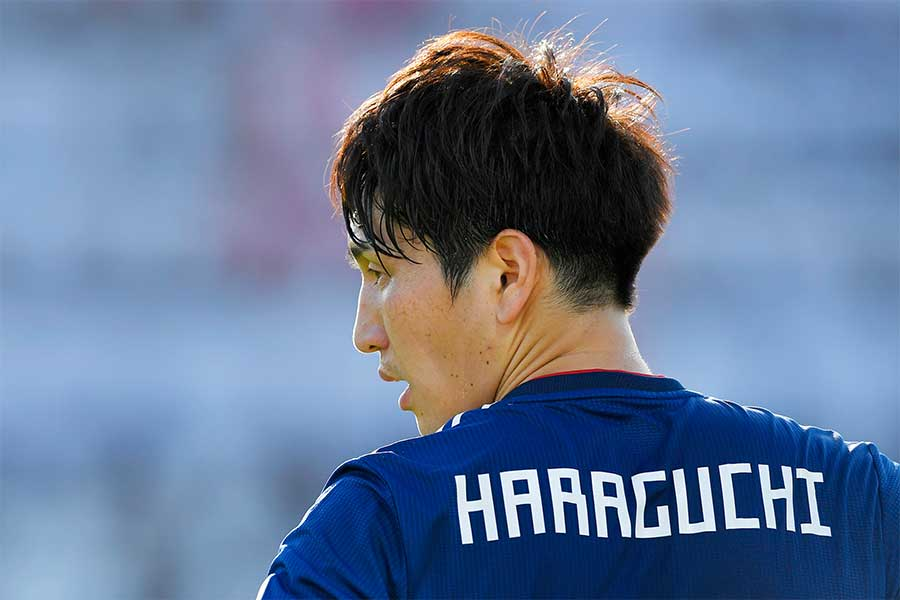 日本代表MF原口元気【写真:Getty Images】