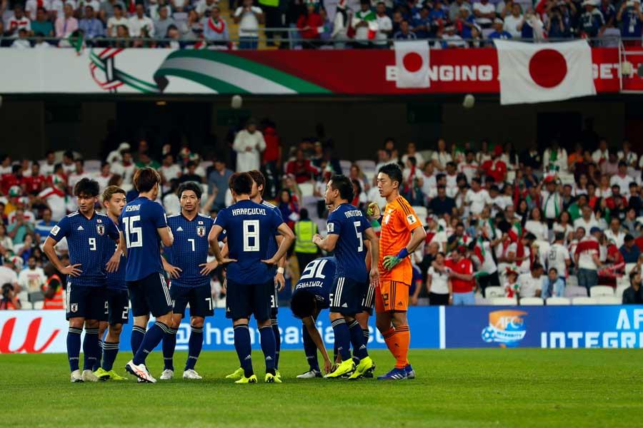 後半3得点を呼び込んだ日本代表の明確な狙いとは?【写真:田口有史】