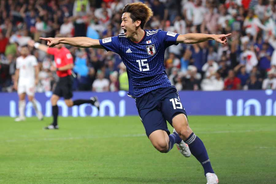 エース大迫の不敗神話により、日本代表が決勝進出!【写真:Getty Images】