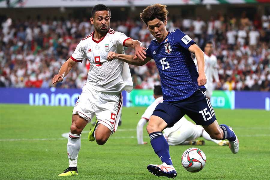 日本がイランに3-0と快勝した【写真:Getty Images】