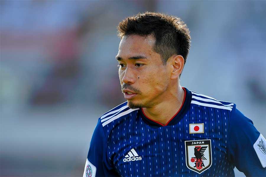 日本代表DF長友佑都【写真:Getty Images】