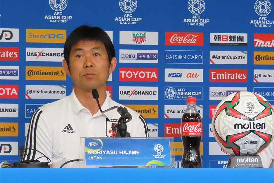 AFCアジアカップ森保一監督