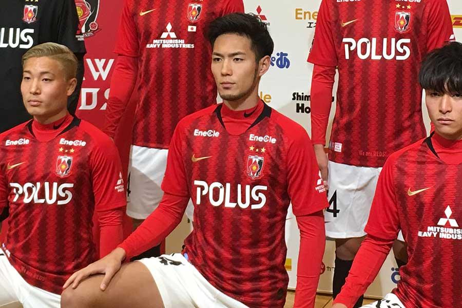 浦和に加入したFW杉本健勇【写真:Football ZONE web】