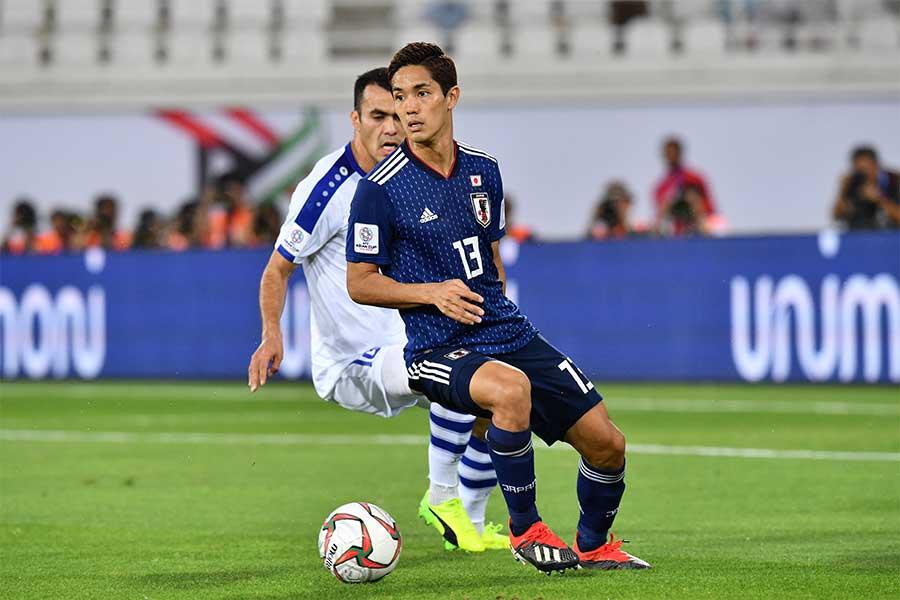 武藤が日本代表で3年3カ月ぶりのゴールを挙げた【写真:©AFC】