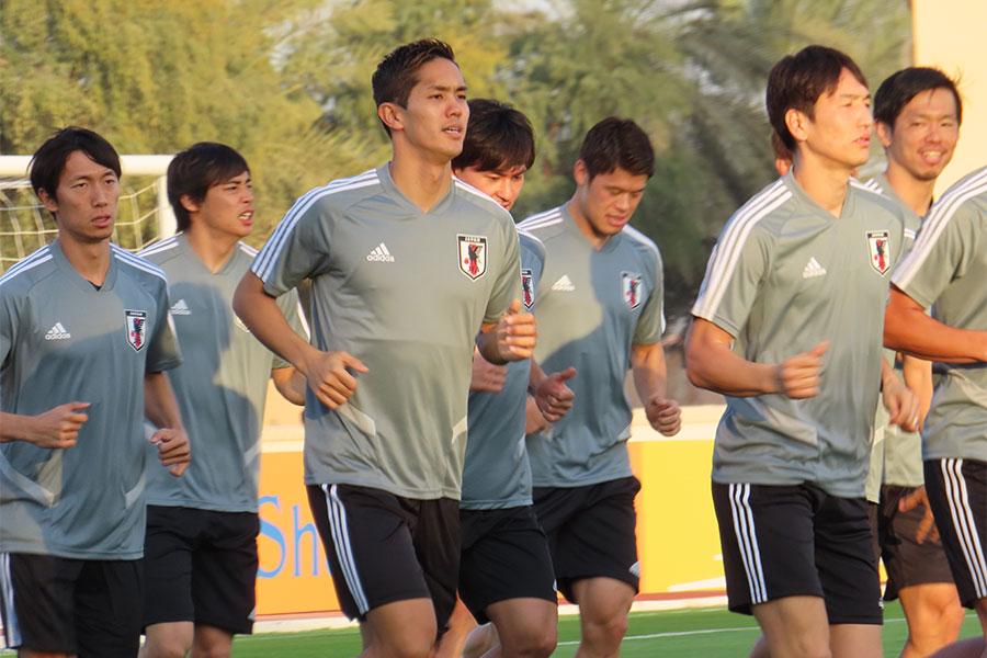 追加招集のFW武藤嘉紀が6日から代表トレーニングに合流【写真:Football ZONE web】