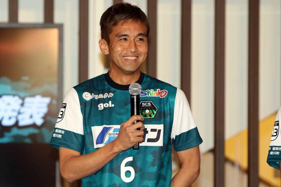 相模原MF稲本【写真:Football ZONE web】
