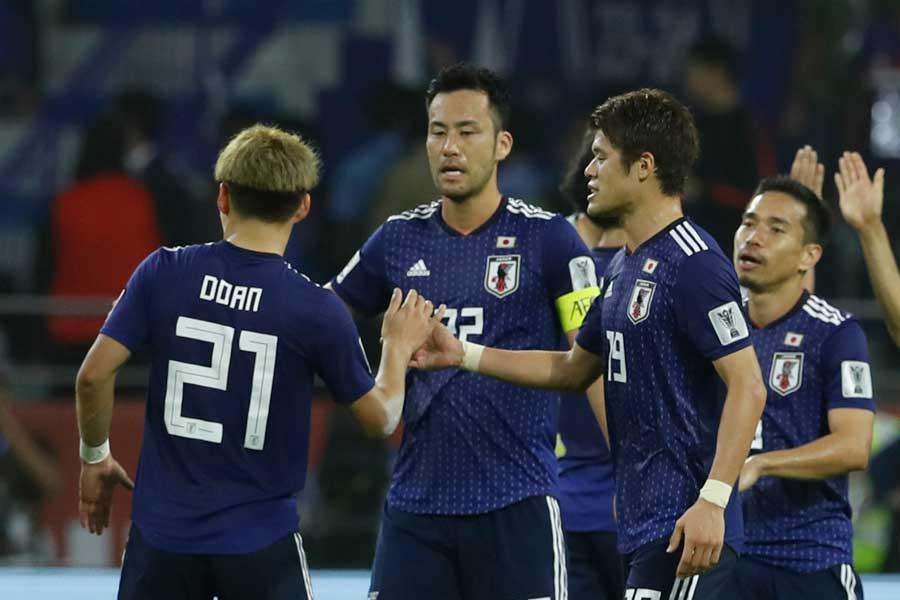 2011年大会以来5回目の優勝に期待が高まる日本【写真:AP】